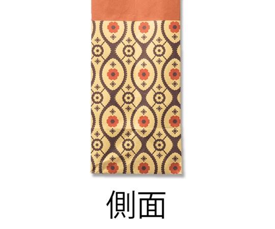 [取扱停止]HEIKO 紙袋 H25チャームバッグ 18-4(平手) フリーゼ 50枚 003275221