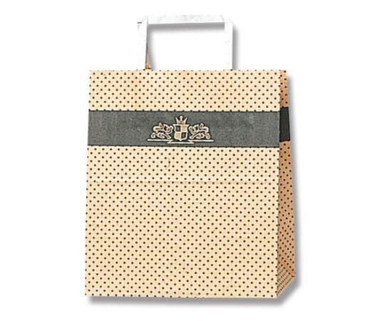 HEIKO 紙袋 H25チャームバッグ S2(平手) エジンバラ 50枚 003263300