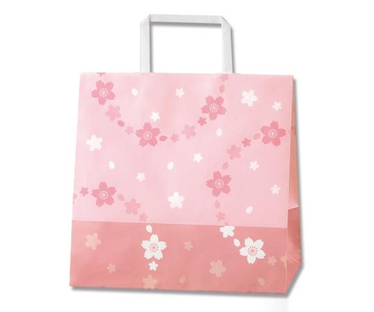 HEIKO 紙袋 H25チャームバッグ E 舞桜 50枚 003274014