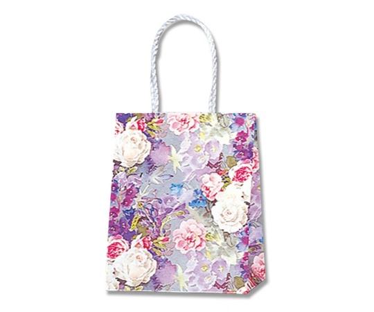 HEIKO 紙袋 スムースバッグ 16-09 ホワイトローズ 25枚 003155903