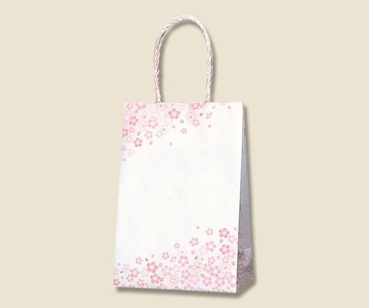 HEIKO 紙袋 スムースバッグ 16-2 紅桜 25枚 003137876