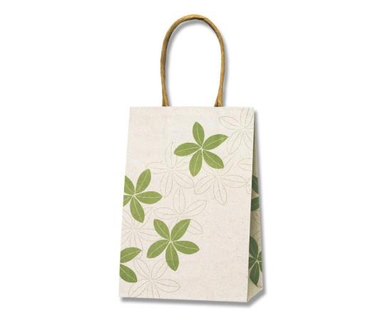 [取扱停止]HEIKO 紙袋 スムースバッグ 16-2 想葉 25枚 003137897