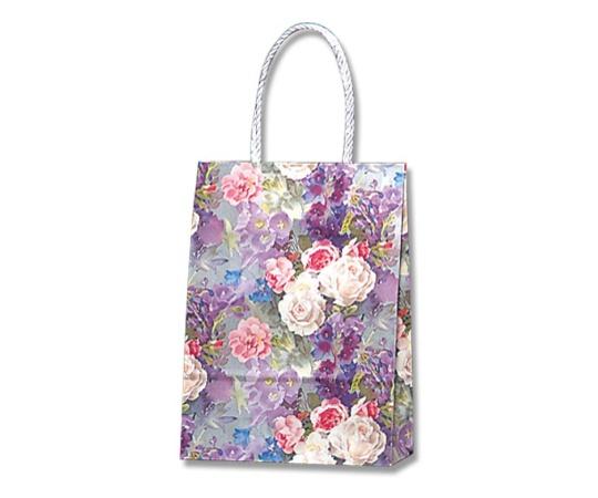 HEIKO 紙袋 スムースバッグ 18-07 ホワイトローズ 25枚 003156229