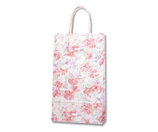 [取扱停止]HEIKO 紙袋 スムースバッグ 4才 スイートフォグ 25枚 003156003