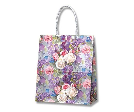 HEIKO 紙袋 スムースバッグ 22-12 ホワイトローズ 25枚 003156129