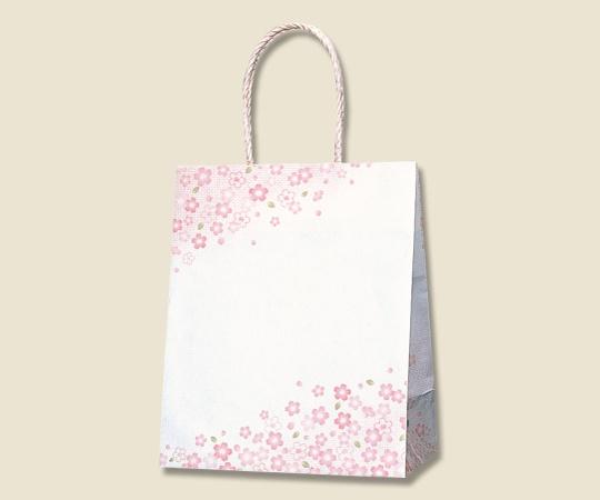 HEIKO 紙袋 スムースバッグ 22-12 紅桜 25枚 003156058