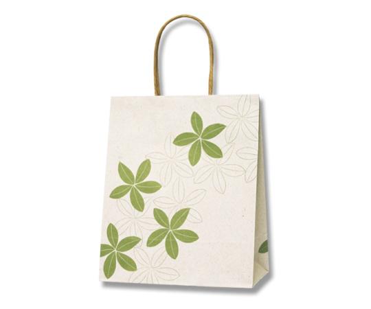 [取扱停止]HEIKO 紙袋 スムースバッグ 22-12 想葉 25枚 003156077
