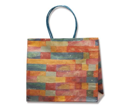 [取扱停止]HEIKO 紙袋 スムースバッグ 24-11 スペシャルギフト 25枚 003158622