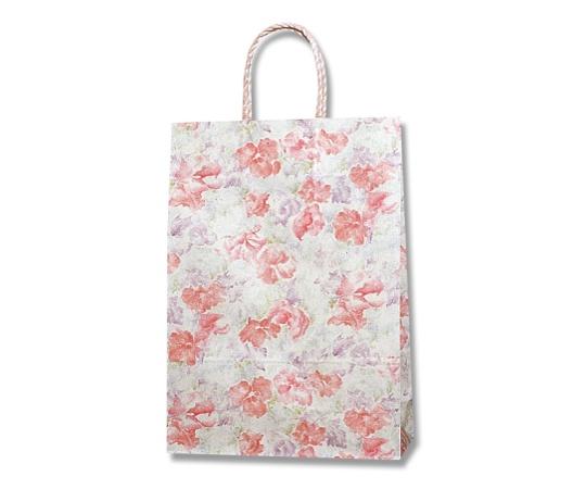 [取扱停止]HEIKO 紙袋 スムースバッグ S-100 スイートフォグ 25枚 003155703