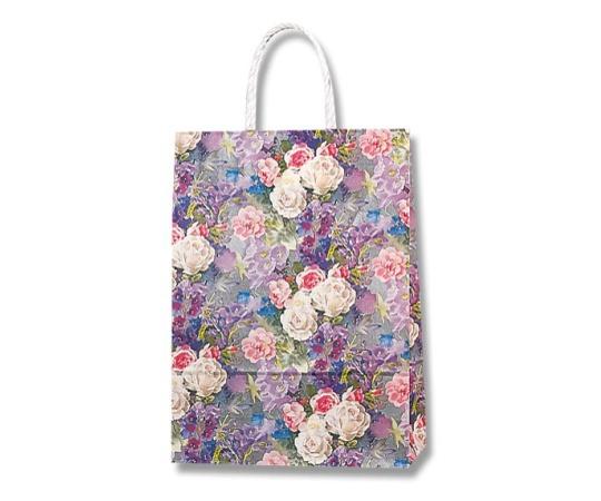 HEIKO 紙袋 スムースバッグ S-100 ホワイトローズ 25枚 003155713