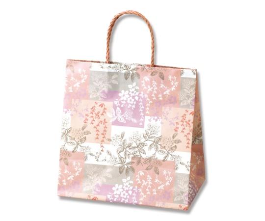 [取扱停止]HEIKO 紙袋 スムースバッグ 26-15 咲初(さきそめ) 25枚 003155590
