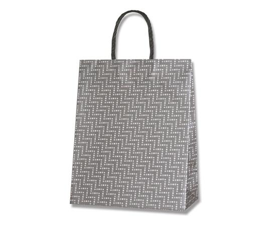 [取扱停止]HEIKO 紙袋 スムースバッグ 28-15 ステップドット 25枚 003158557