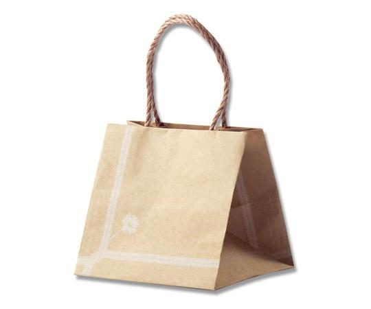 HEIKO 紙袋 Pスムース 18-18 未晒ルバン 25枚 003155361