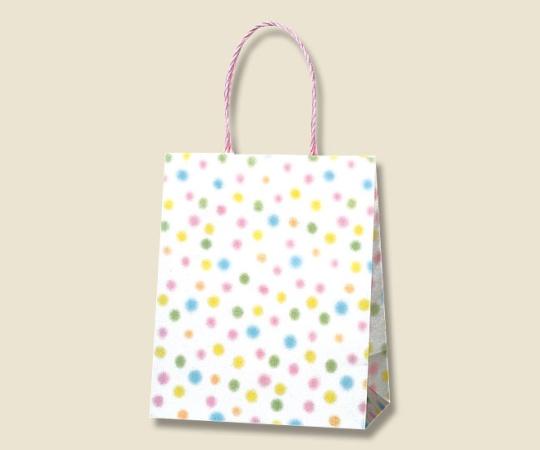 [取扱停止]HEIKO 紙袋 Pスムース 22-12 パフ 25枚 003154205
