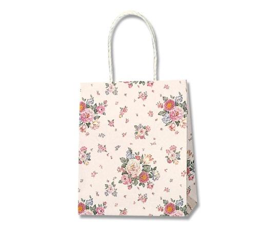 HEIKO 紙袋 Pスムース 22-12 ローズブーケ 25枚 003154207