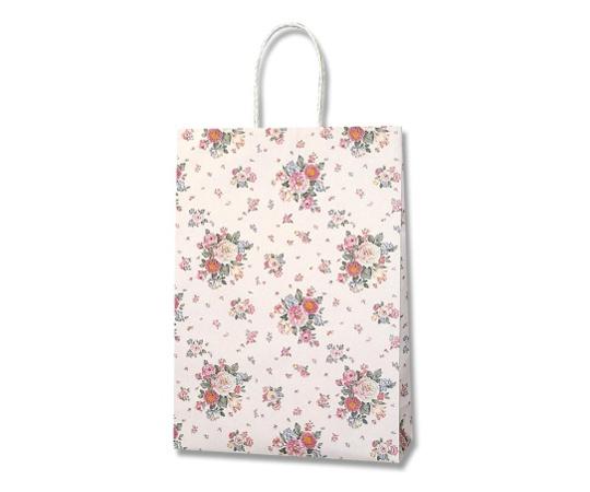 HEIKO 紙袋 Pスムース 2才 ローズブーケ 25枚 003154007