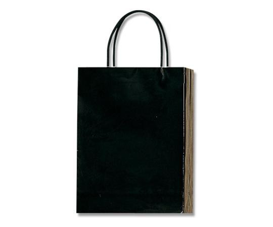 HEIKO 紙袋 PBスムース S-1 黒 10枚 003136300