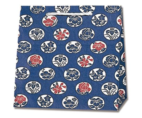 HEIKO 紙袋 T型チャームバッグ 折用 花合せ 100枚 003160100