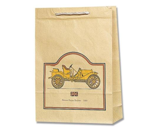 HEIKO 紙袋 T型チャームバッグ 2才 ロードスター 50枚 003100500