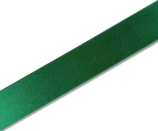 HEIKO シングルサテンリボン 36mm幅×20m巻 Xグリーン 001420322