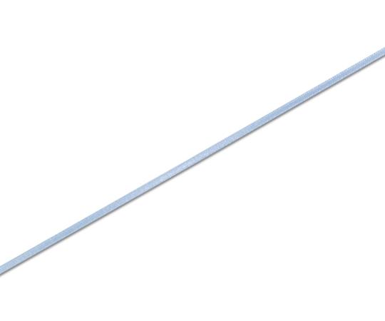 HEIKO シングルサテンリボン 3mm幅×20m巻 サックス