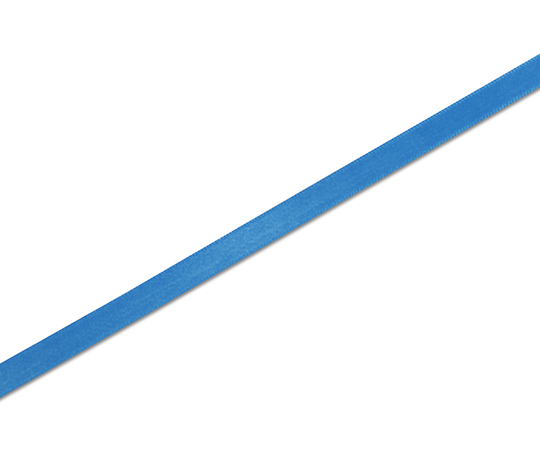 HEIKO シングルサテンリボン 9mm幅×20m巻 Rブルー