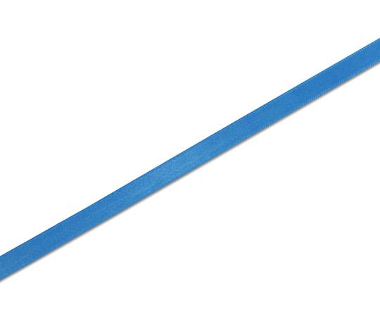 HEIKO シングルサテンリボン 9mm幅×20m巻 Rブルー 001419928