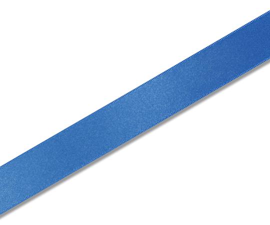 HEIKO シングルサテンリボン 24mm幅×20m巻 Rブルー