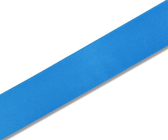 HEIKO シングルサテンリボン 36mm幅×20m巻 Rブルー 001420328