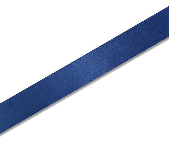 HEIKO シングルサテンリボン 24mm幅×20m巻 紺 001420217