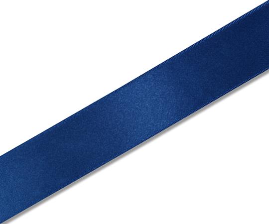 HEIKO シングルサテンリボン 36mm幅×20m巻 紺