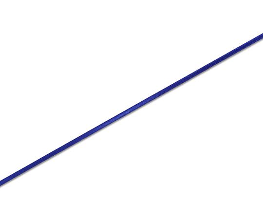 HEIKO シングルサテンリボン 3mm幅×20m巻 青