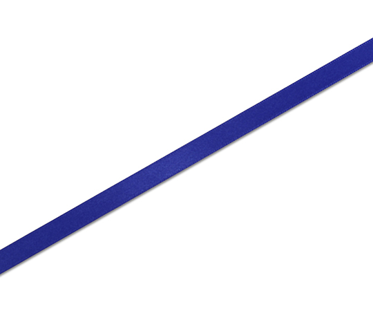 HEIKO シングルサテンリボン 9mm幅×20m巻 青
