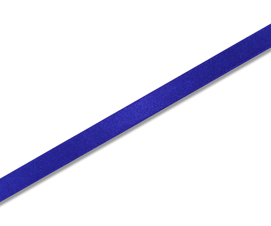 HEIKO シングルサテンリボン 12mm幅×20m巻 青