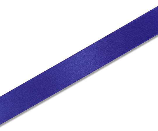 HEIKO シングルサテンリボン 24mm幅×20m巻 青 001420218