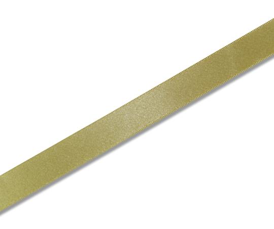 HEIKO シングルサテンリボン 18mm幅×20m巻 キンチャ