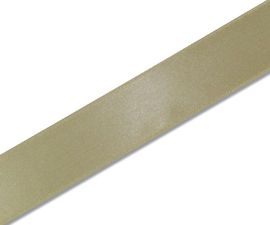 HEIKO シングルサテンリボン 36mm幅×20m巻 キンチャ 001420326