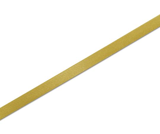 HEIKO シングルサテンリボン 9mm幅×20m巻 コガネイロ 001419940