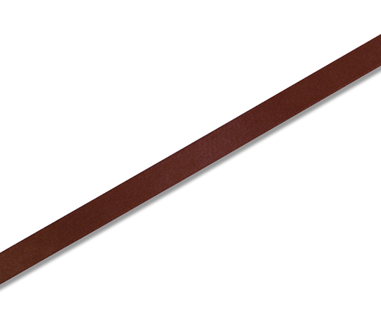 HEIKO シングルサテンリボン 12mm幅×20m巻 ココア
