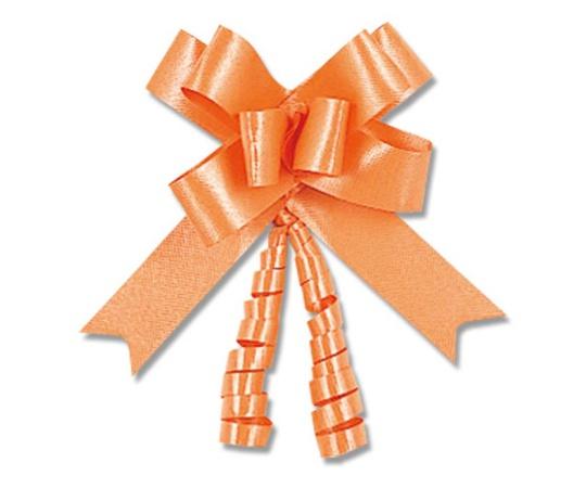[取扱停止]HEIKO リボンボウ オレンジ 15mm 5枚