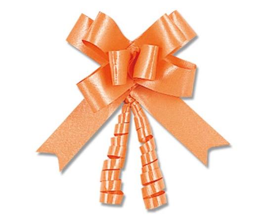 [取扱停止]HEIKO リボンボウ オレンジ 22mm 5枚