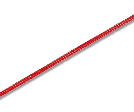 [取扱停止]HEIKO モール1分 φ3mm×24cm 赤 100本入り