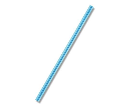 HEIKO カラータイ 4mm幅×100mm ブルーメタリック 100本入