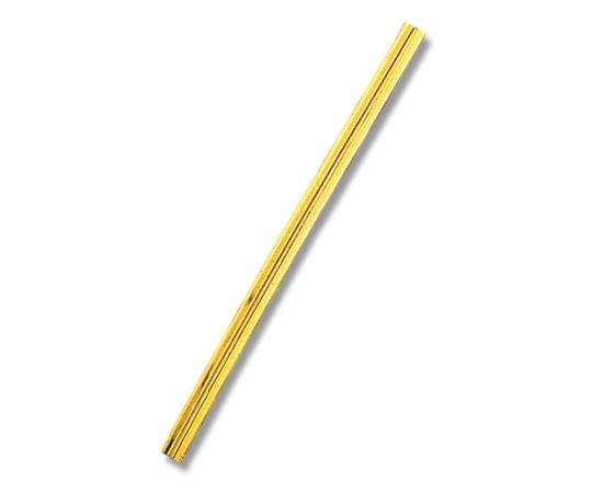 カラータイ 4mm幅×8cm ゴールド 1000本入り 004742000