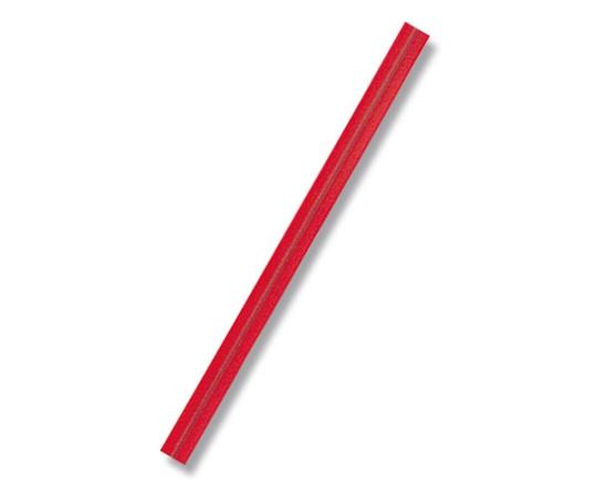 カラータイ 4mm幅×8cm 赤 1000本入り