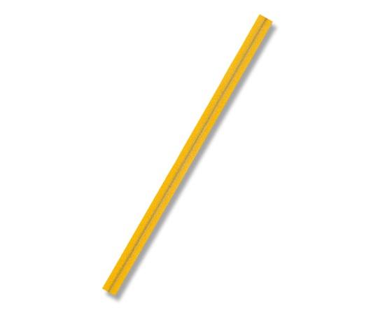カラータイ 4mm幅×10cm 黄色 1000本入り 004742130