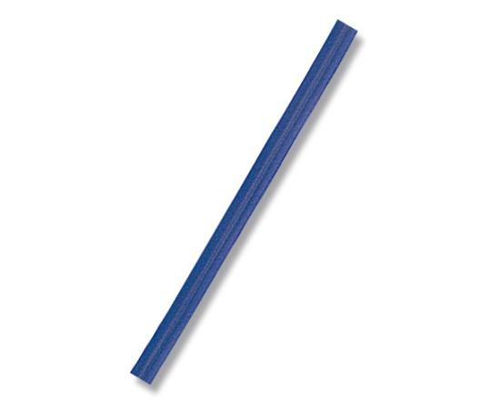カラータイ 4mm幅×8cm 青 1000本入り 004742040
