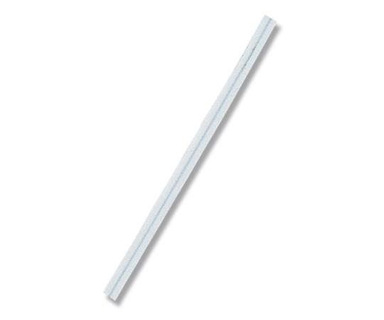 カラータイ 4mm幅×10cm 白 1000本入り 004742160