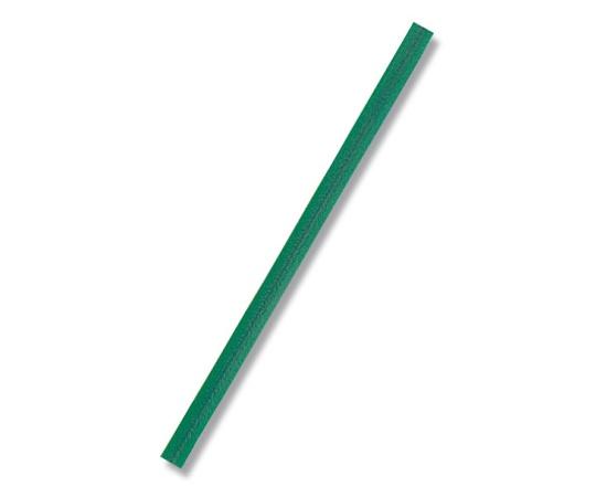 カラータイ 4mm幅×10cm 緑 1000本入り