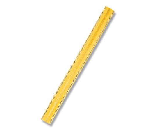 HEIKO リボンタイ 9mm幅×12cm G黄色 15本入り 001444206